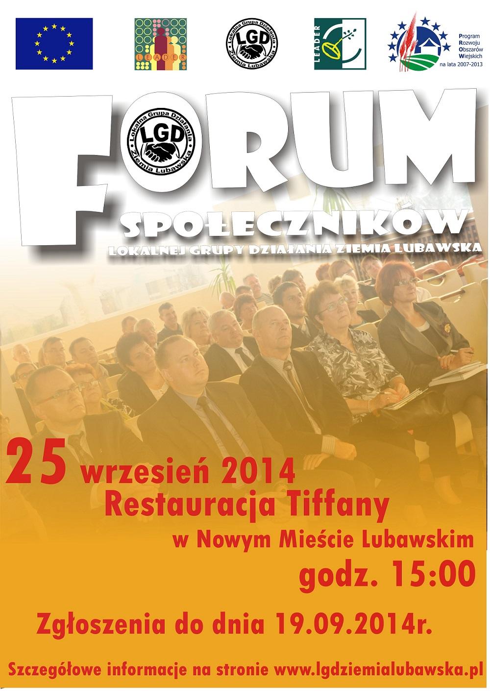 Forum Społeczników 2014